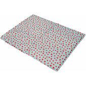 Rosewood Watermelon Print Rectangular Dog Cool Mat