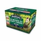 Bucktons Mix Suet Cakes