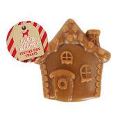 Rosewood Gingerbread House Festive Meaty Dog Treat 45G