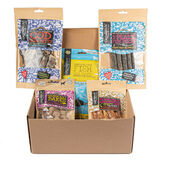 Fishy Gift Box For Dogs