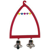 Ferplast Pa 4058 Swing With Bells 9.5x14cm