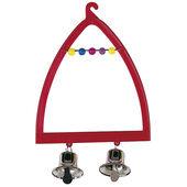 Ferplast Pa 4058 Swing With Bells 9.5x14cm