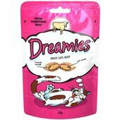 Dreamies Cat Treats With Beef - 60g