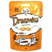 Dreamies Cat Treats With Chicken - 60g
