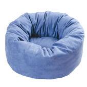 Cosipet Chelsea Donut Dog Bed Blue 51cm (20