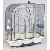 Savic Arte 50 Bird Cage Navy Blue 64x38x71cm