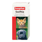 6 x Beaphar Puppy & Kitten Swiftie Trainer 20ml