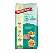 Mr Johnson\'s Supreme Hamster & Gerbil Mix 15kg