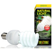 Exo Terra Natural Light Full Spectrum Daylight Bulb 26w