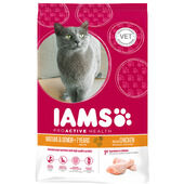 Iams Senior & Mature 7+ Years Chicken Dry Cat Food