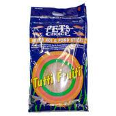 Pets Choice Mixed Koi & Pond Sticks Tutti Frutti Fish Food - 2.5kg