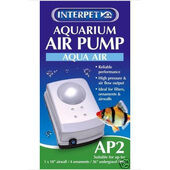 Interpet Aquarium Air Pump Aqua Air Ap2
