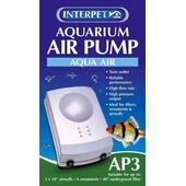 Interpet Aquarium Air Pump Aqua Air Ap3