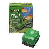 Blagdon Pond Air Pump System