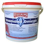 Equimins Diamond Omega Ground Micronised Flax Seed