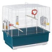 Ferplast Rekord 3 Bird Cage White 49x30x48.5cm