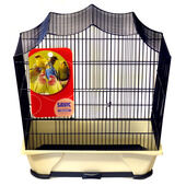 Savic Sylvie 30 Navy Blue Bird Cage