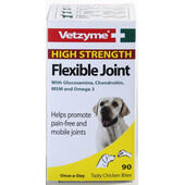 Vetzyme Dog High Strength Flexible Joint 90 Tablets