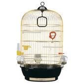 Ferplast Diva Brass Round Bird Cage 40cm x 63.5cm