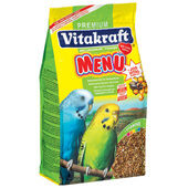 6 x Vitakraft Budgie Food 500g