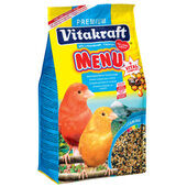 6 x Vitakraft Canary Menu 500g
