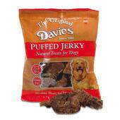 12 x Davies Puffed Jerky 100g