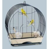 Savic Evelyne 40 Bird Cage Navy Blue 52x32.5x55cm