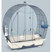 Savic Evelyne 50 Bird Cage Navy Blue 70x38x73cm