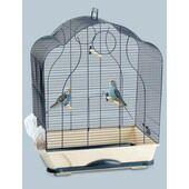 Savic Isabelle 40 Bird Cage Navy Blue 47.5x32.5x60cm