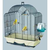 Savic Melodie 50 Bird Cage Navy Blue 64x38x73cm