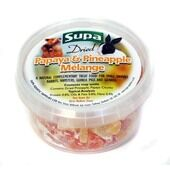 6 x Supa Small Animal Treats Papaya & Pineapple 225ml