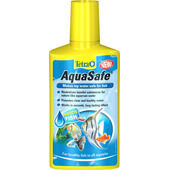 Tetra Aquasafe Make Tap Water Safe