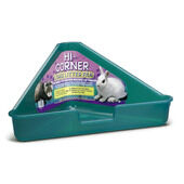 Super Pet Litter Pan Corner Large 51x28x23cm (20x11x9\