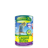Verm-X Pellets For Caged Birds 100g