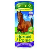 Verm-X Herbal Powder For Horses