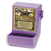 Super Pet Gravity Bin Feeder 15x13x20cm 96x5x8