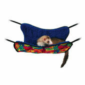 Super Pet Hanging Fuz Hammock 35.5x35.5cm (14x14\