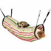 Super Pet Hanging Play Tunnel 39x18cm (15.5x7