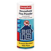 6 x Beaphar Household Flea Powder 300g
