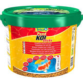 Tetrapond Complete Koi Fish Food Sticks