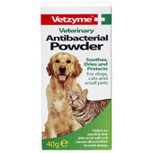 Bob Martin Vetzyme Pet Anti-bacterial Powder 40g