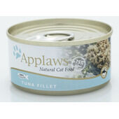 24 x Applaws Cat Can Tuna 156g