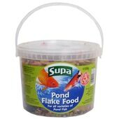Supa Pond Flake Food Litre 3
