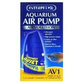 Interpet Aquarium Air Pump Air Volution Av1