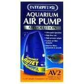 Interpet Aquarium Air Pump Air Volution Av2