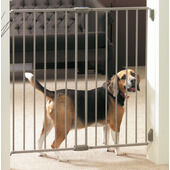 Savic Dog Barrier Gate Indoor 62-102 X95cm