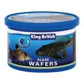 King British Algae Wafers (with Ihb)