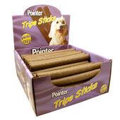 50 x Pointer Tripe Sticks