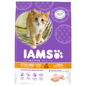 Iams Cat Food Kitten & Junior Chicken