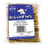 Good Boy Rawhide Dog Chew Twists
